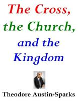The Cross  the Church  and the Kingdom PDF