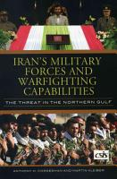 Iran s Military Forces and Warfighting Capabilities PDF