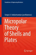 Micropolar Theory of Shells and Plates