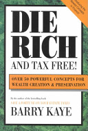 Die Rich And Tax Free Book PDF