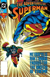Adventures of Superman (1987-) #506