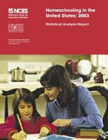 Homeschooling in the United States  2003 statistical analysis report  PDF