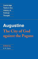 Augustine  The City of God Against the Pagans PDF