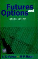 Futures And Options  With Cd   2 E PDF