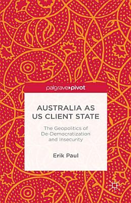 Australia as US Client State PDF