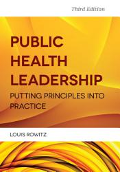 Public Health Leadership Book PDF