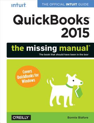 QuickBooks 2015  The Missing Manual