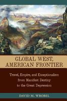 Global West  American Frontier PDF
