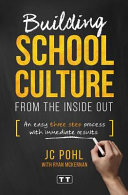Building School Culture from the Inside Out PDF