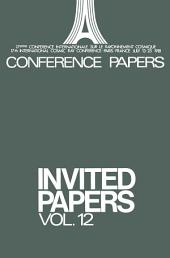 Invited Papers: Volume 12