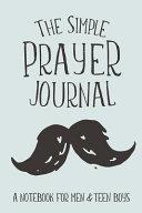 The Simple Prayer Journal