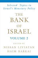 The Bank of Israel PDF