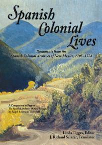 Spanish Colonial Lives PDF