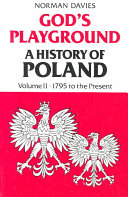 God s Playground  1795 to the present PDF