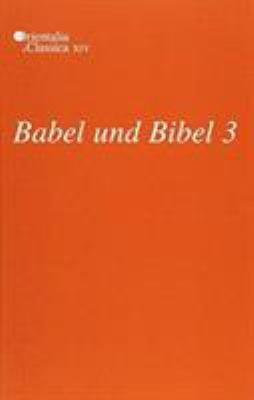 Babel und Bibel 3 PDF