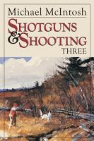 Shotguns and Shooting Three PDF