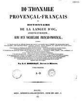 Dictionnaire provençal-français, ou Dictionnaire de langue d'oc ancienne et moderne: Volume3