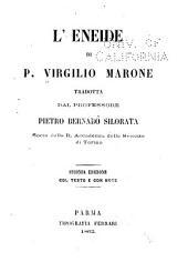 L'Eneide di P. Virgilio Marone