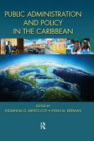 Public Administration and Policy in the Caribbean PDF