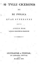 De re publica quae supersunt