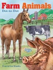 Farm Animals Dot To Dot PDF