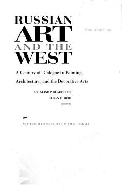 Russian Art and the West PDF