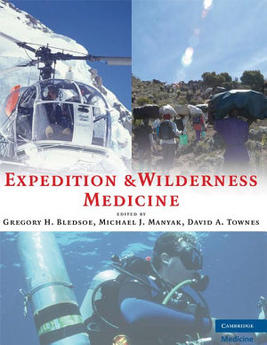 Expedition and Wilderness Medicine PDF