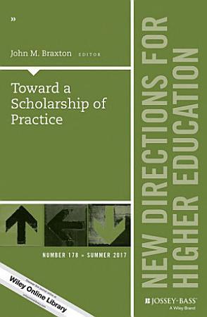 Toward a Scholarship of Practice PDF