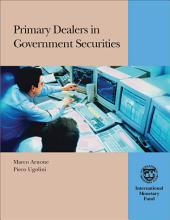 Primary Dealers in Government Securities