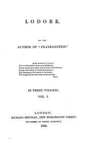 Lodore: Volume 1