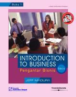 Pengantar Bisnis 1  ed  4  HVS PDF