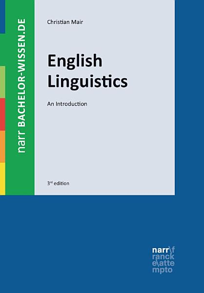 English Linguistics PDF