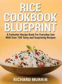 Rice Cookbook Blueprint