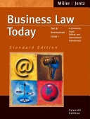 Business Law Today PDF