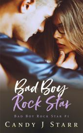 Bad Boy Rock Star: Bad Boy Rock Star Series #1