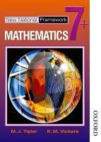 New National Framework Mathematics 7  Pupil s Book PDF
