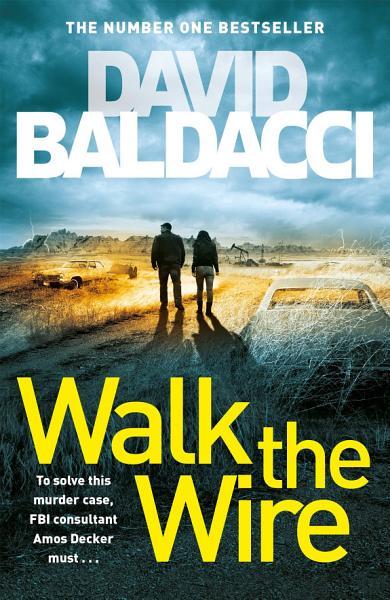 Download Walk the Wire  An Amos Decker Novel 6 Book