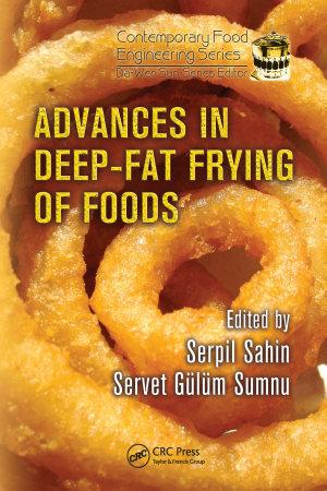 Advances in Deep Fat Frying of Foods PDF