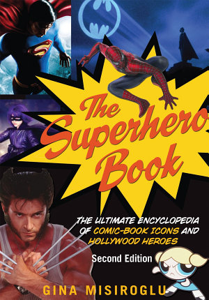 The Superhero Book PDF