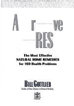 Alternative Cures