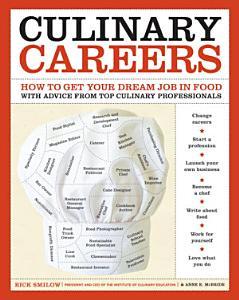 Culinary Careers Book
