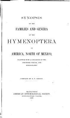 Synopsis of the Families and Genera of the Hymenoptera of America, North of Mexico