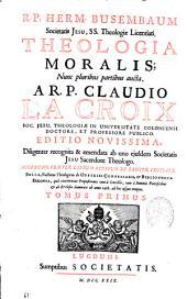 R.P. Herm. Busembaum ... Theologia moralis