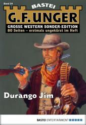 G. F. Unger Sonder-Edition - Folge 024: Durango Jim