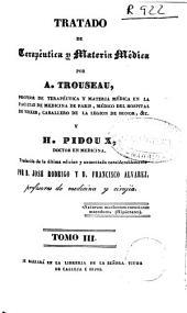 Tratado de terapéutica y materia médica: Volúmenes 3-4