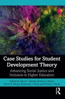 Case Studies for Student Development Theory PDF