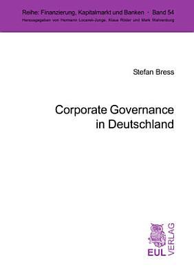 Corporate Governance in Deutschland PDF