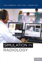 Simulation in Radiology PDF