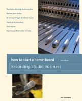 How to Start a Home Based Recording Studio Business PDF