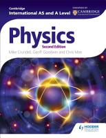 Cambridge International AS and A Level Physics 2nd ed PDF